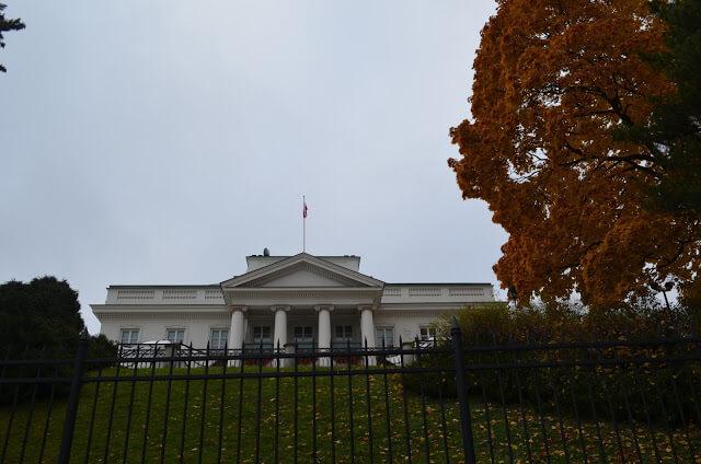 Palácio Belwederski