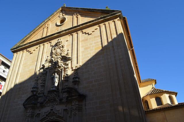 Paróquia San Hipólito e Paróquia de San Nicolás de la Villa