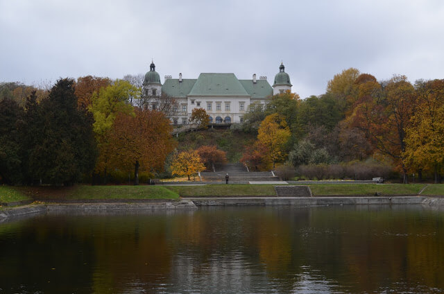 Parque de Varsovia