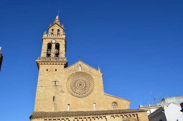 Paróquia de San Lorenzo Mártir, Paróquia de San Andrés Apóstol
