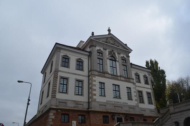 Museu de Frederico Chopin (Fryderyk Chopp)