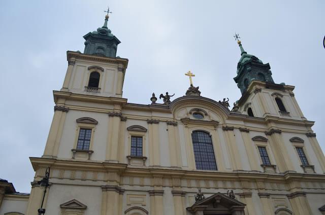 Igreja da Santa Cruz (Kościół Świętego Krzyża)