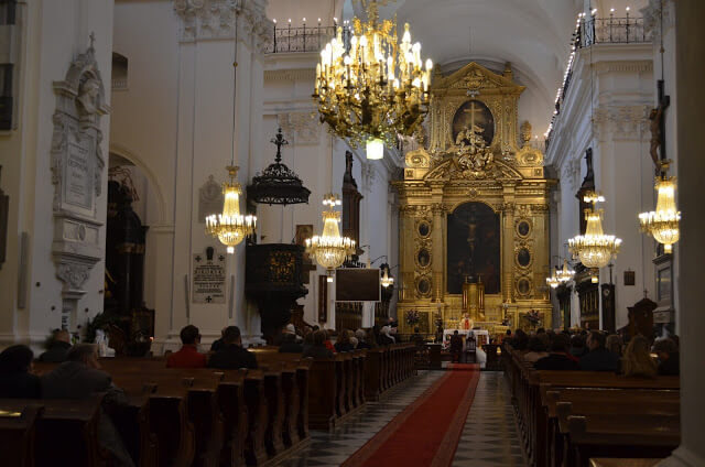 Igreja da Santa Cruz (Church of the Holy Cross)