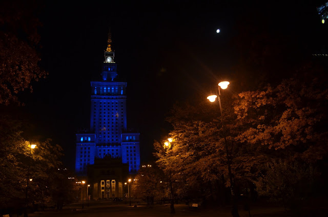 Palace of Culture and Science Symbol of the city of Warsaw
