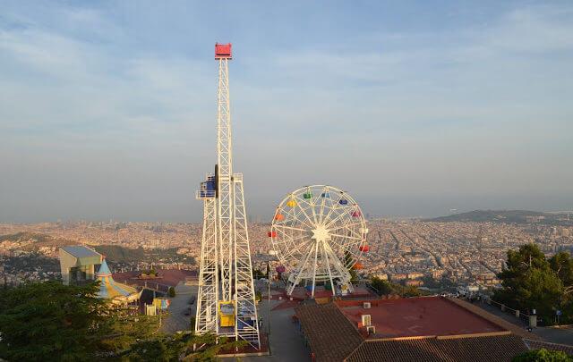 Viajar com criança para Barcelona