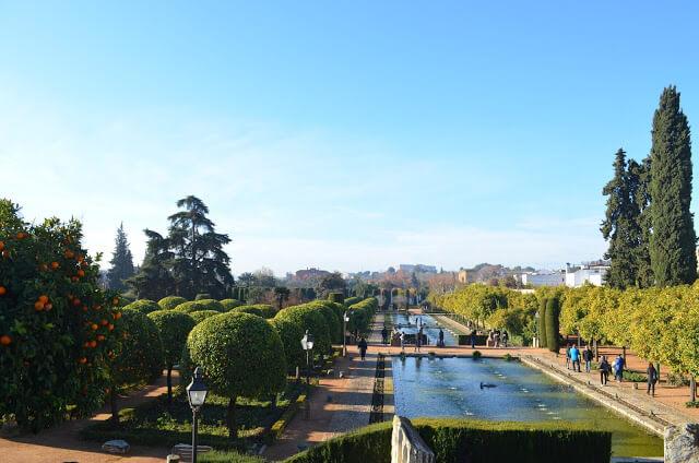 Jardim do Alcázar dos Reis Cristianos