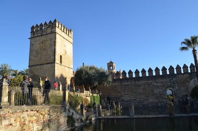 Torre do Alcázar dos Reis Cristianos
