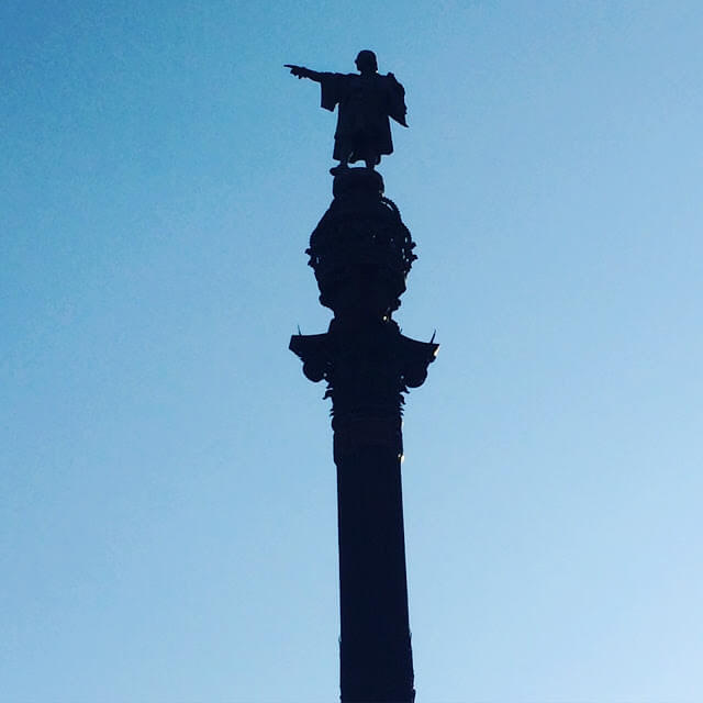 Ou Mirador de Colon et du Paseo Maritimo