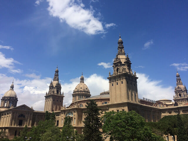 National Palace and Museum of Catalonia,