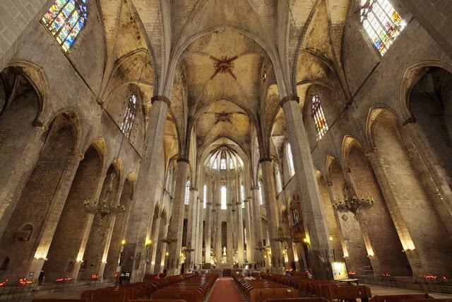 Basilique de Santa Maria de Mar
