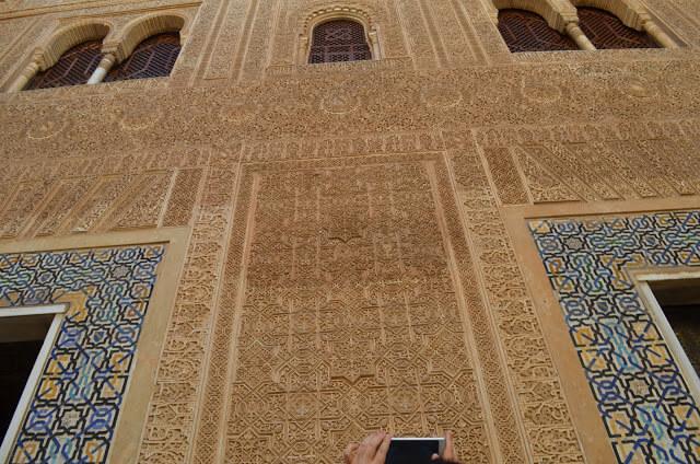Alhambra e sua arquitetura árabes