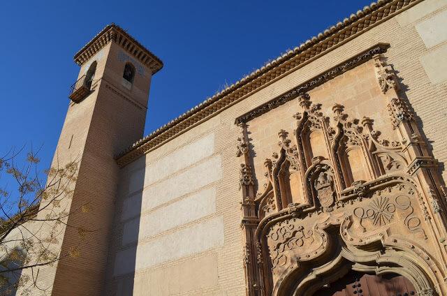 igreja Santa Isabel La Real