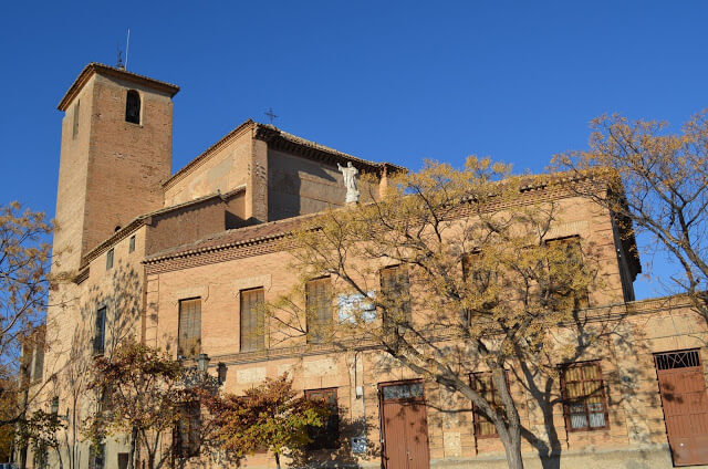 igreja de San Cristobal