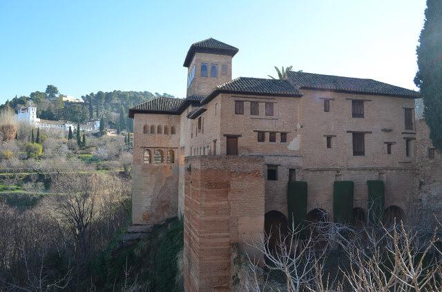 Granada na Andaluzia