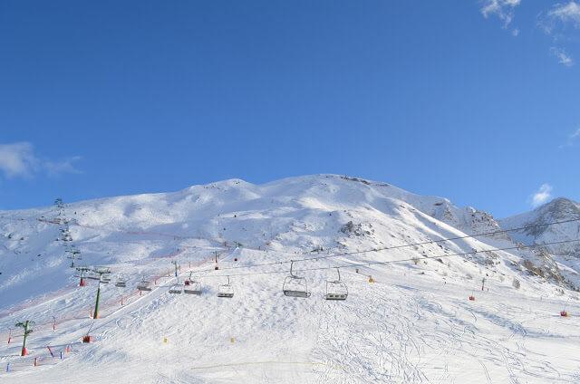 10 stations de ski de la Catalogne, en Espagne