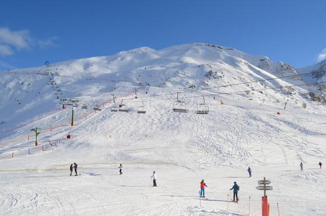 Ski Resort Panticosa