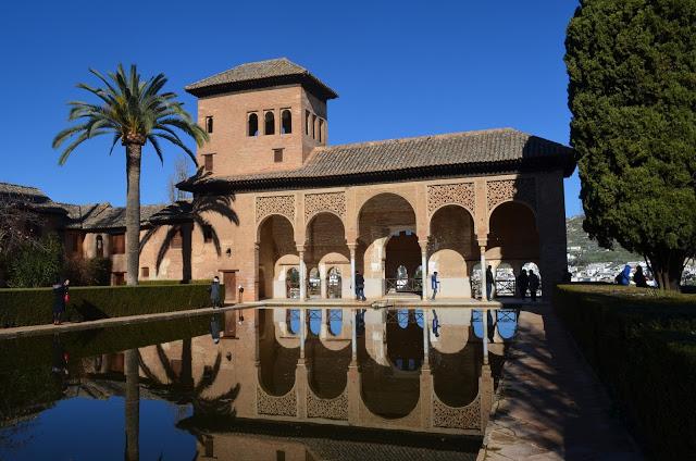 giardini di Alhambra