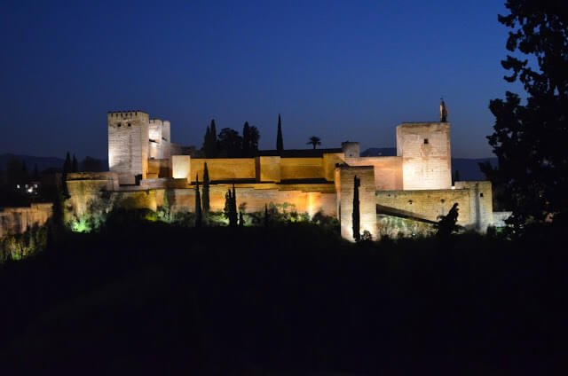 Night Alhambra