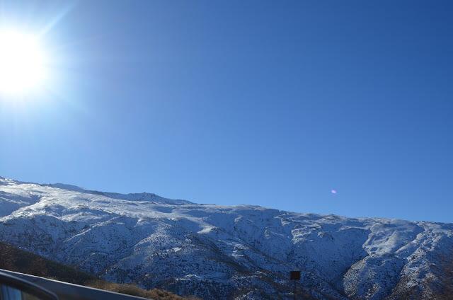 sierra nevada o que fazer? Esquiar na Sierra Nevada