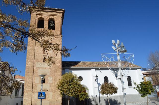 Paróquia San Juan Pulianas e Pulianillas