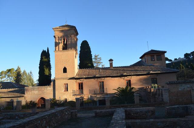 Granada Alhambra me