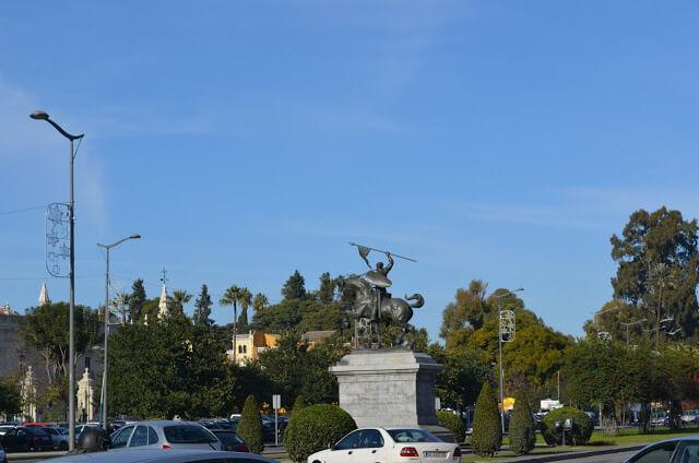 Quais são as principais atrações de Sevilha.