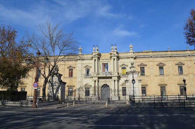 Real Fábrica de Tabacos de Sevilha
