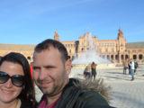 Sevilla the capital of Andalucia