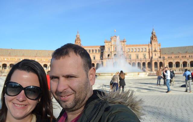 Sevilha a capital da Andaluzia