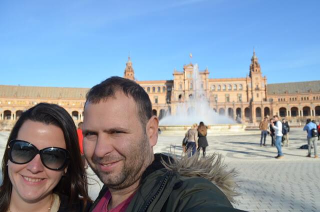 Siviglia la capitale dell'Andalusia