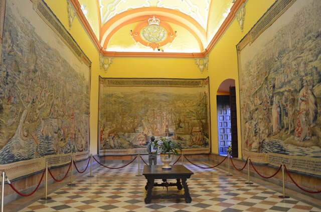 Real Alcázar Sevillha