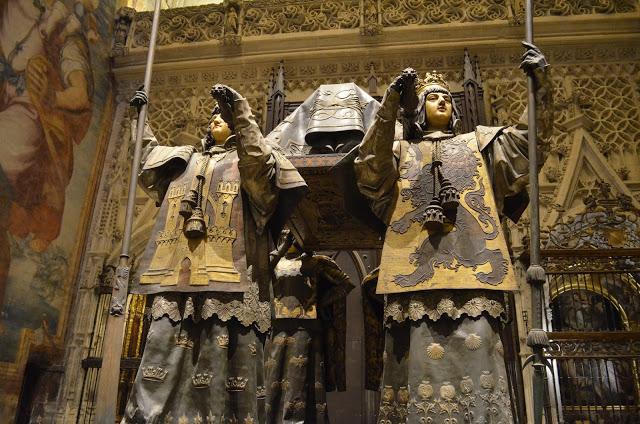 restos mortais de Cristovão Colombo