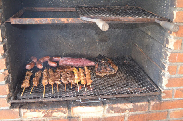 Where I can Barbecue in Barcelona?