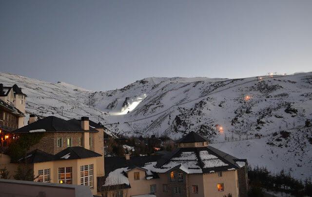 Estação de Esquí de Sierra Nevada, Granada