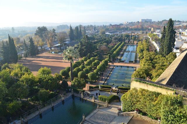 Alcázar dos Reis Cristianos em Córdoba
