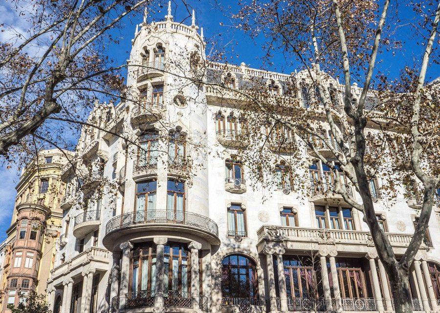 Barcelona Hotels inspirieren Kunst und Stil