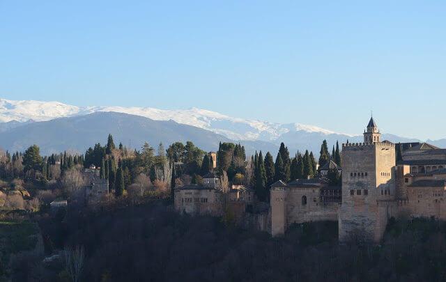 Roteiro de 8 dias pela Andaluzia