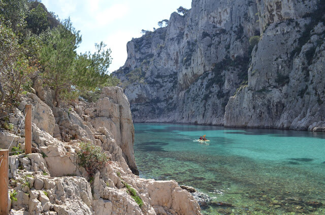 Nationalpark des Calanque
