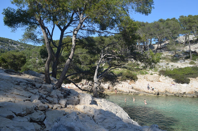 Nationalpark Calanques