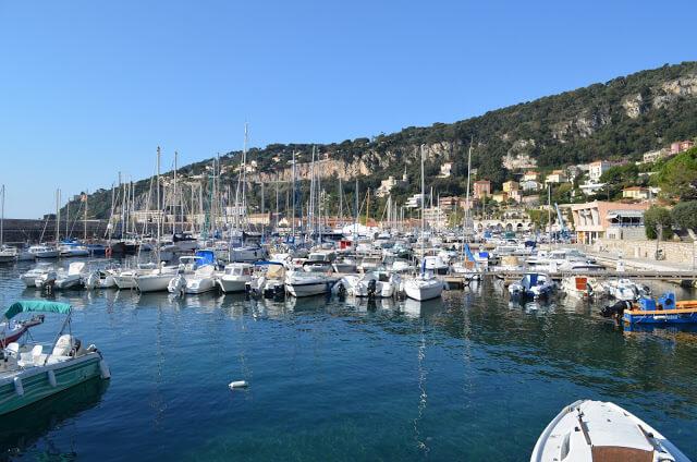 Porto de Villefranche-sur-Mer