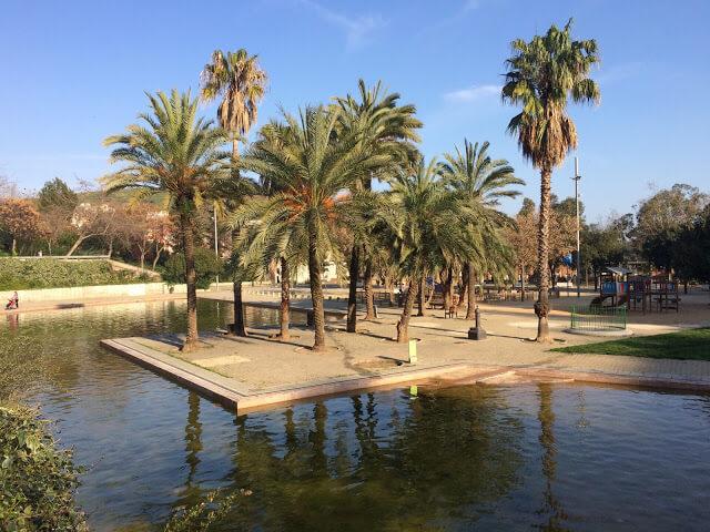 Parc Creueta Coll