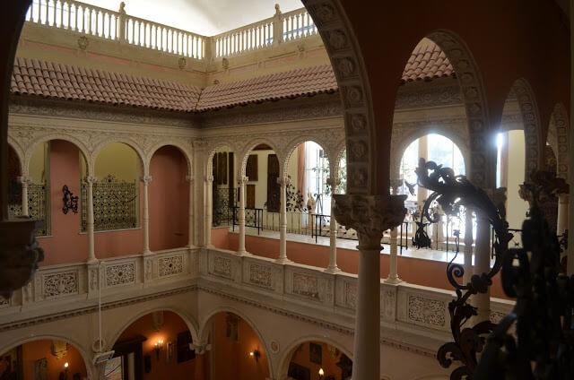 Villa Ephrussi de Rothschild, Ranskassa