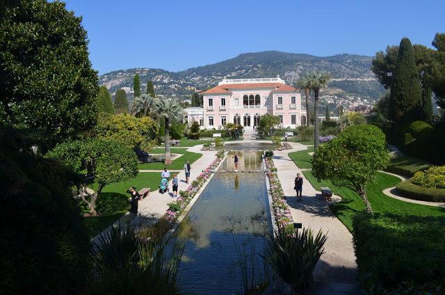 Villa Ephrussi de Rothschild Palace