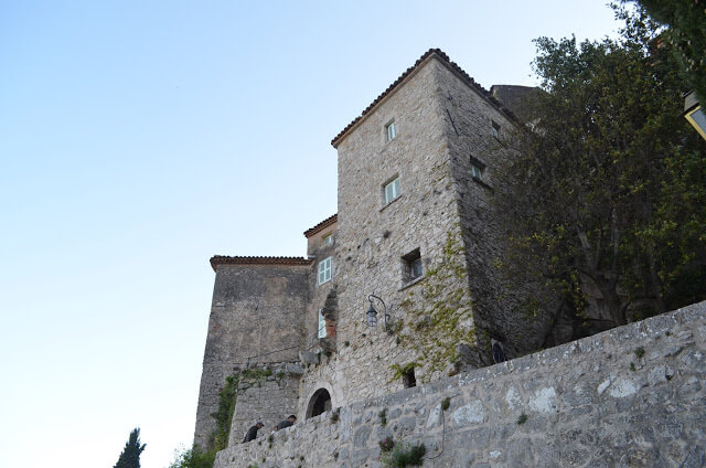 città medievale di Eze