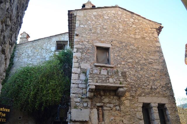 Eze Stone House