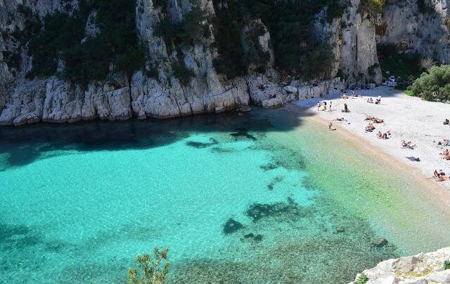 As melhores praias da Riviera Francesa ou Côte D´Azur