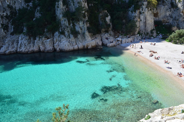 法國里维埃拉或蔚藍海岸最好嘅海灘。