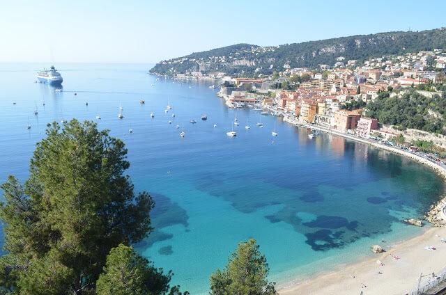 Praia Mariniere, Nice Riviera Francesa