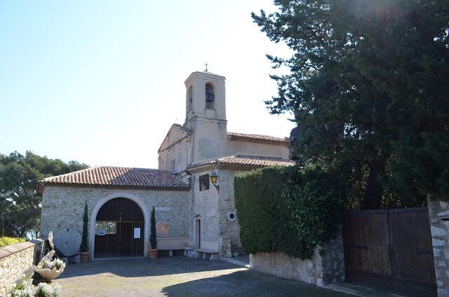 Chapelle Saint-Hospice