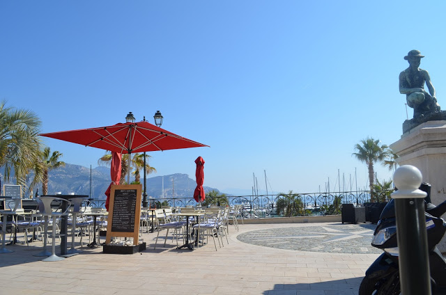 Riviera or Côte d'Azur